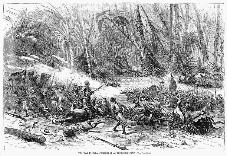 Ten Years' War Cuba Ten Years War Photograph by Granger