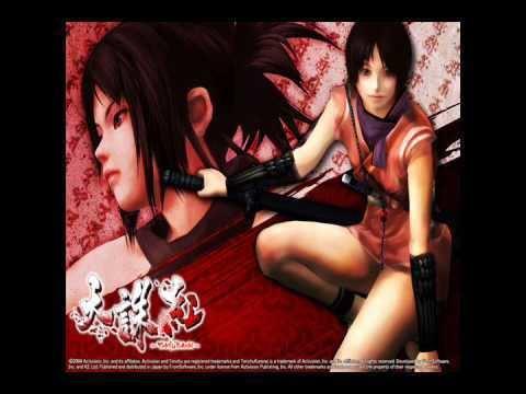 Tenchu: Fatal Shadows Tenchu Fatal Shadows Bloom of Crimson YouTube
