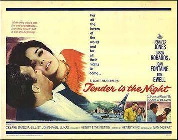 Tender Is the Night (film) Tender Is the Night film Wikipedia