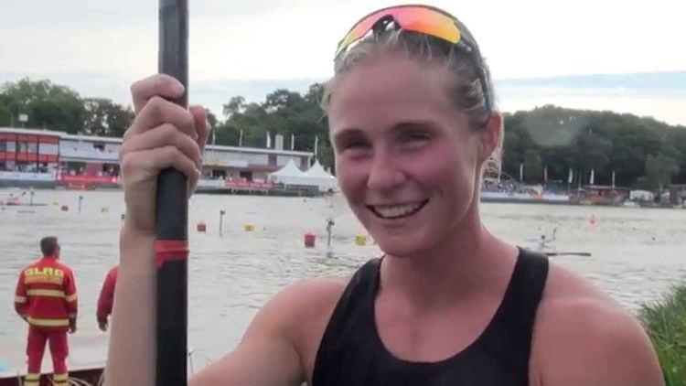 Teneale Hatton Teneale Hatton NZL K1W 5000m Gold Duisburg 2013 YouTube