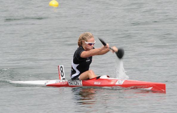 Teneale Hatton Teneale Hatton Pictures Olympics Day 11 Canoe Sprint
