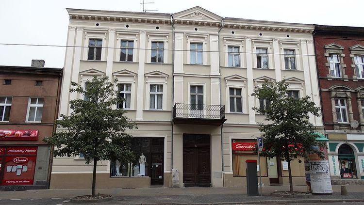 Tenement at Gdanska street 75, Bydgoszcz