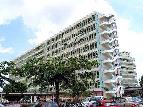 Tengku Ampuan Rahimah Hospital