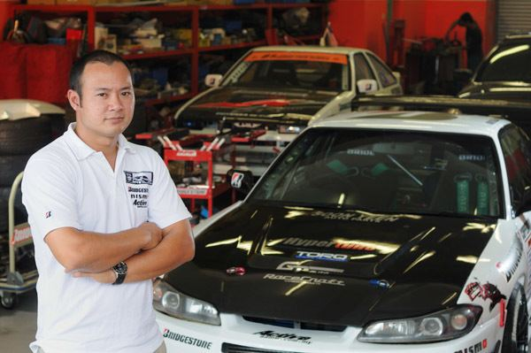 Tengku Djan Ley Five Minutes With Tengku Djan The Prince of Drift