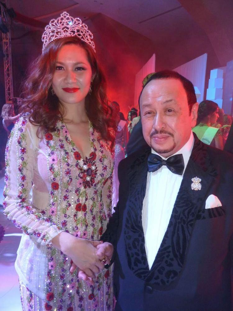 Tengku Sulaiman Shah Kee Hua Chee Live MISS VENEZUELA WON MISS TOURISM INTERNATIONAL