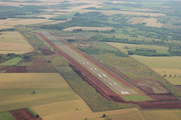 Teniente Amin Ayub Gonzalez Airport
