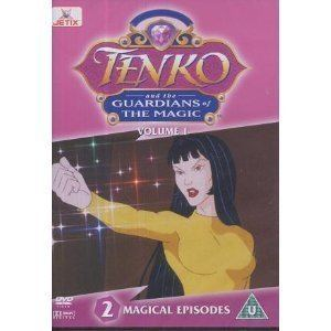 Tenko and the Guardians of the Magic Tenko And The Guardians Of The Magic Vol 1 Two Episodes DVD