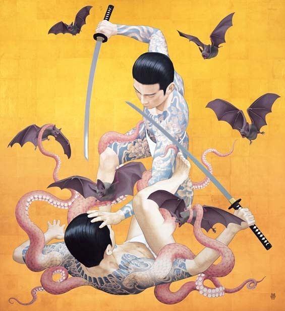 Tenmyouya Hisashi Tenmyouya Hisashi Revitalizes Traditional Japanese Art Through A