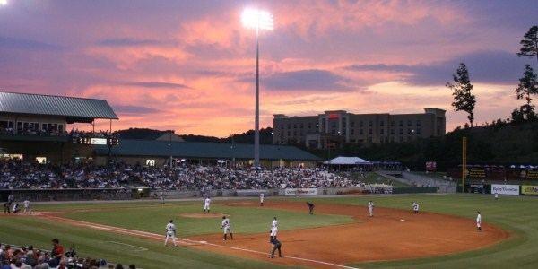 Tennessee Smokies Smokies BaseballFrom AZ Tennessee Smokies Smokies Stadium