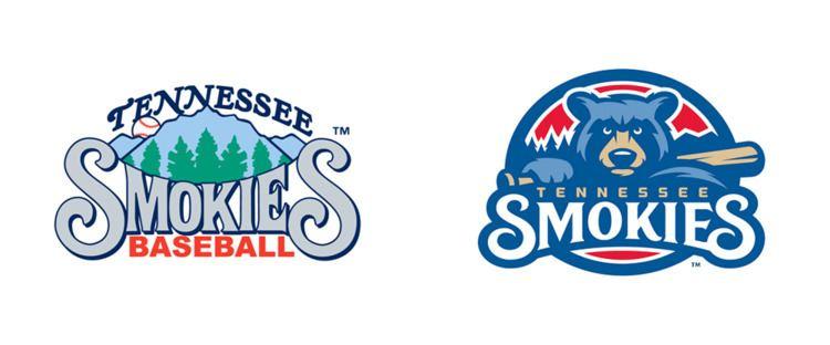 Tennessee Smokies Brand New New Logos for Tennessee Smokies by Studio Simon