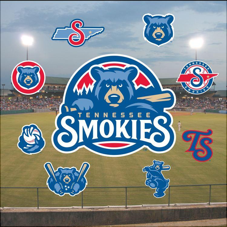 Tennessee Smokies Smokies Unveil New Logos Colors Uniforms MiLBcom News The