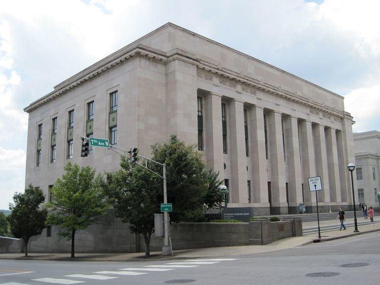 Tennessee Supreme Court Building (Nashville)