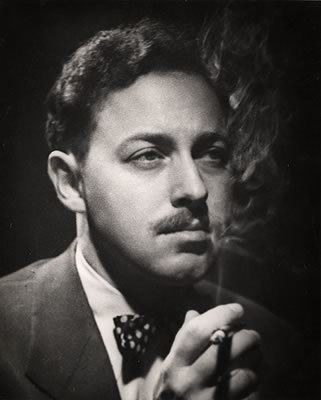 Tennessee Williams EVENT Hawthornden Lecture On British