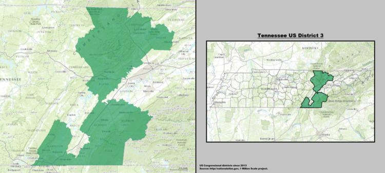 Tennessee's 3rd congressional district