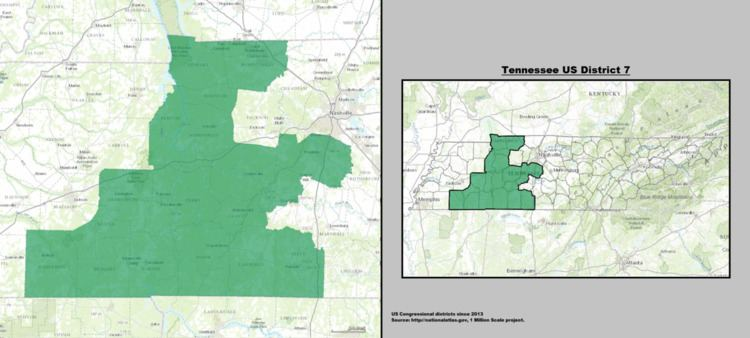 Tennessee's 7th congressional district