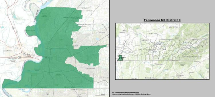 Tennessee's 9th congressional district
