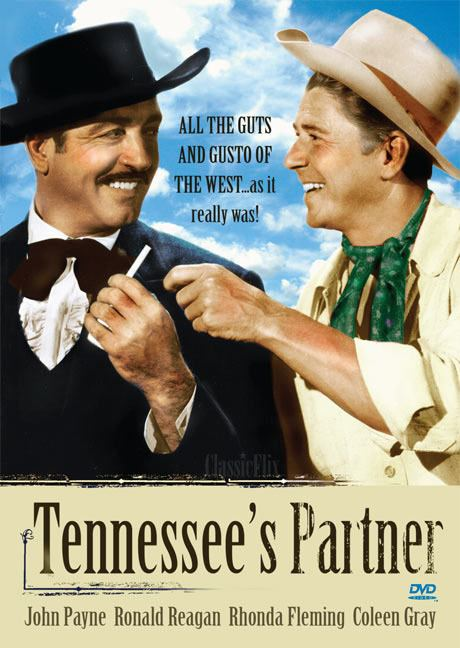 Tennessee's Partner DVD Review Tennessees Partner Widescreen Edition 1955 50