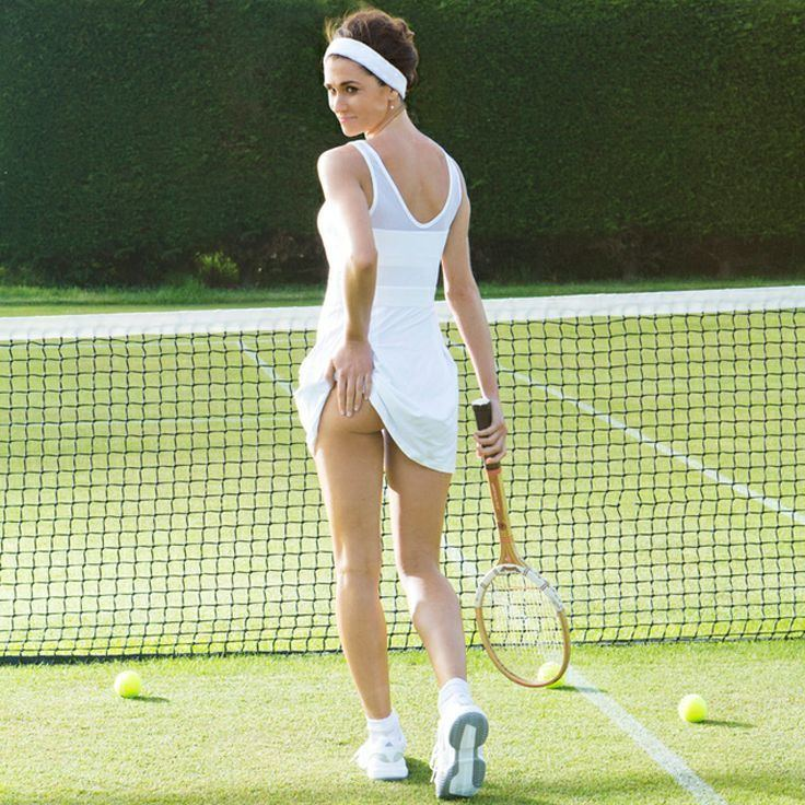 Kylie minogue tennis girl was