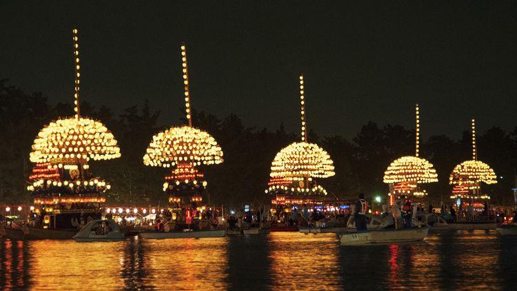 Tenno Matsuri Owari Tsushima Tenno Matsuri Japan Highlights Travel for