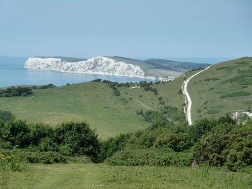 Tennyson Trail Walks And Walking Tennyson Trail Isle Of Wight Hampshire Walking