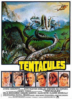 Tentacles (film) BLACK HOLE REVIEWS TENTACLES 1977 suckered me thirty years ago