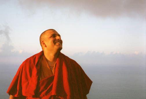 Tenzin Priyadarshi MIT Prajnopaya