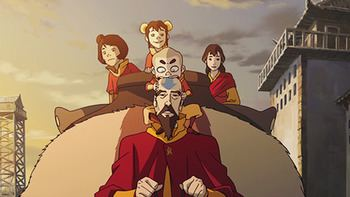 Tenzin (The Legend of Korra) Tenzin The Legend of Korra Wikipedia