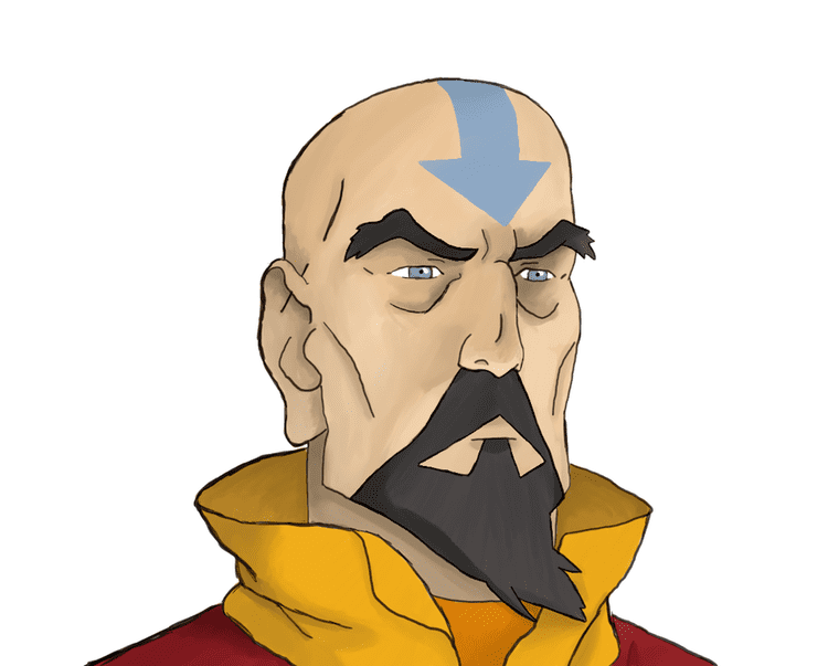 Tenzin (The Legend of Korra) The Legend Of Korra Tenzin portrait by DeJakob on DeviantArt