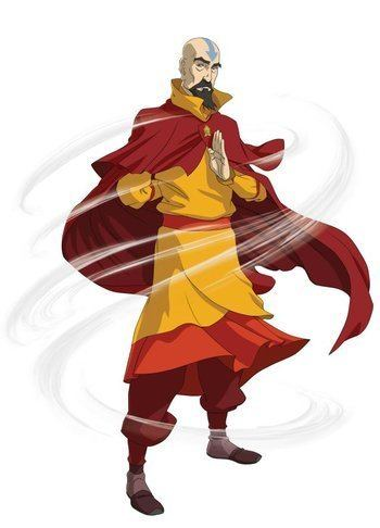 Tenzin (The Legend of Korra) The Legend of Korra Tenzin39s Family Characters TV Tropes