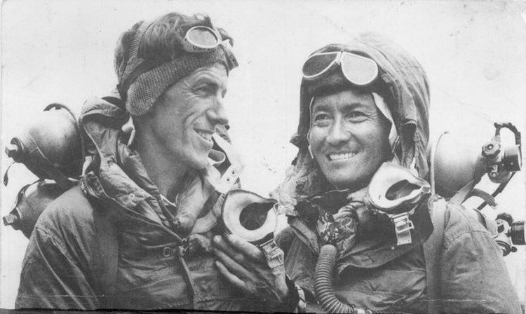 Tenzing Norgay Tenzing Norgay39s interview in Tibetan with All India Radio