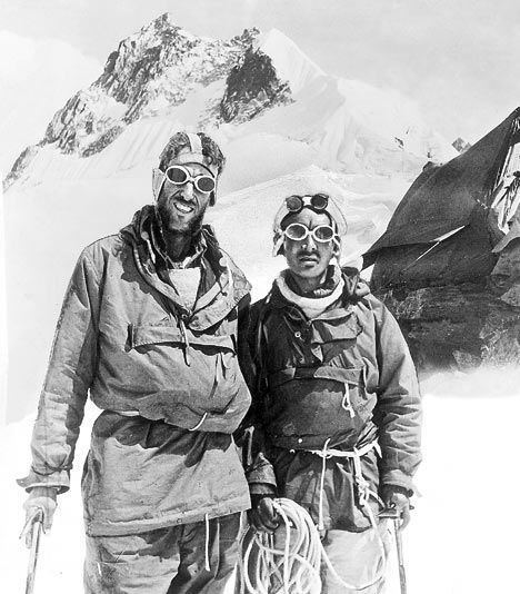 Tenzing Norgay 54 best Everest 1953 Edmund Hillary Tenzing Norgay images on