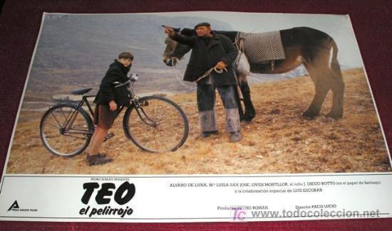 Teo el pelirrojo teo el pelirrojo afiche original cine Comprar Posters de