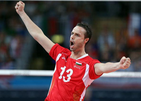 Teodor Salparov Teodor Salparov Pictures Olympics Day 12 Volleyball