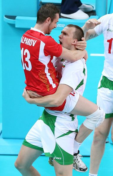 Teodor Salparov Teodor Salparov Pictures Olympics Day 4 Volleyball