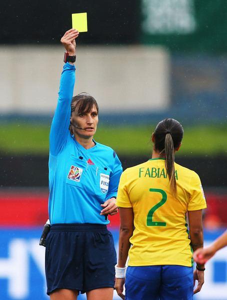Teodora Albon Teodora Albon Pictures Brazil v Australia Round of 16
