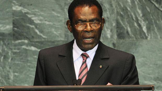 Teodoro Obiang Nguema Mbasogo The world39s enduring dictators Teodoro Obiang Nguema