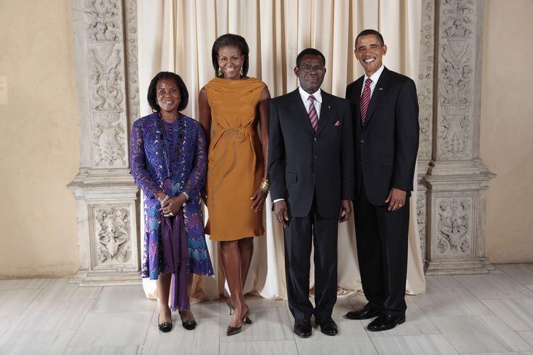 Teodoro Obiang Nguema Mbasogo Teodoro Obiang Nguema Mbasogo Wikipedia the free