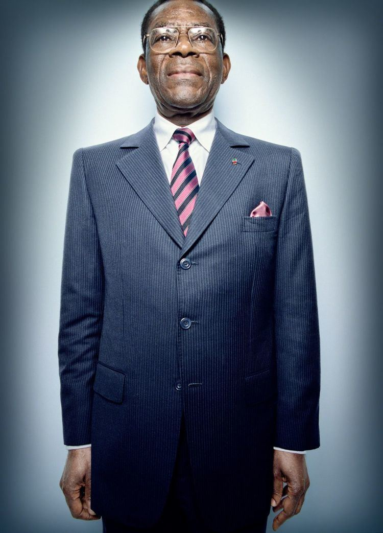 Teodoro Obiang Nguema Mbasogo platon