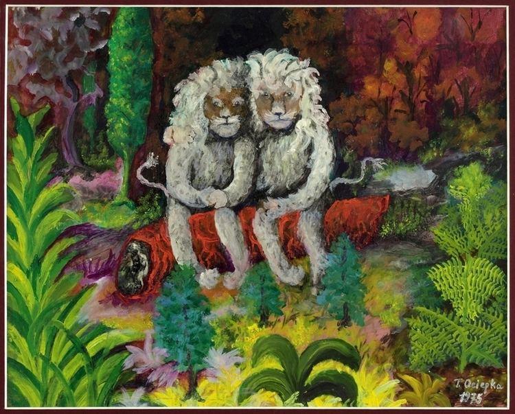 Teofil Ociepka Raj nieutracony czyli o ogrodach Art amp Collection