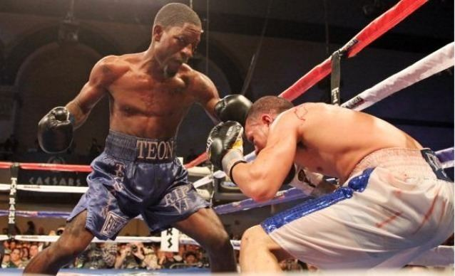 Teon Kennedy Chris Martin vs Teon Kennedy should be a great fight