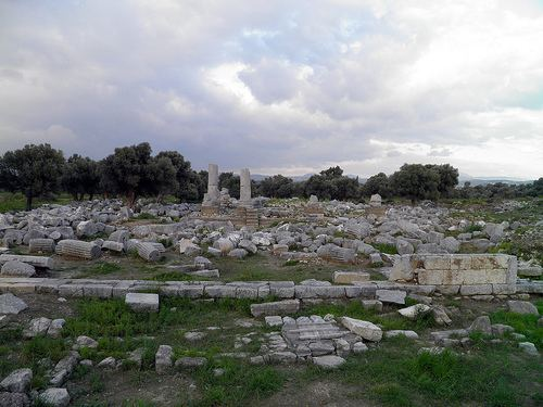 Teos Flickriver Photoset 39Teos Ionia Turkey39 by Following Hadrian