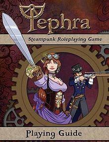 Tephra: The Steampunk RPG httpsuploadwikimediaorgwikipediaenthumb1