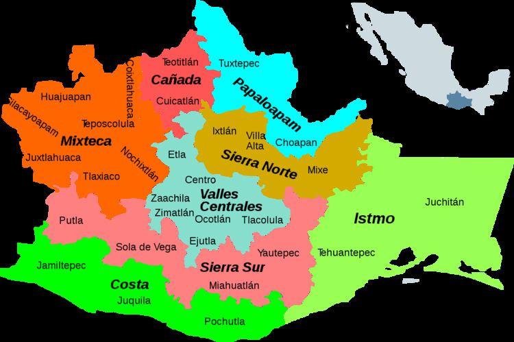 Teposcolula District