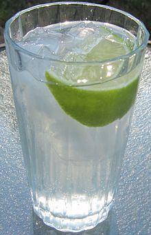 Tequila and tonic httpsuploadwikimediaorgwikipediacommonsthu