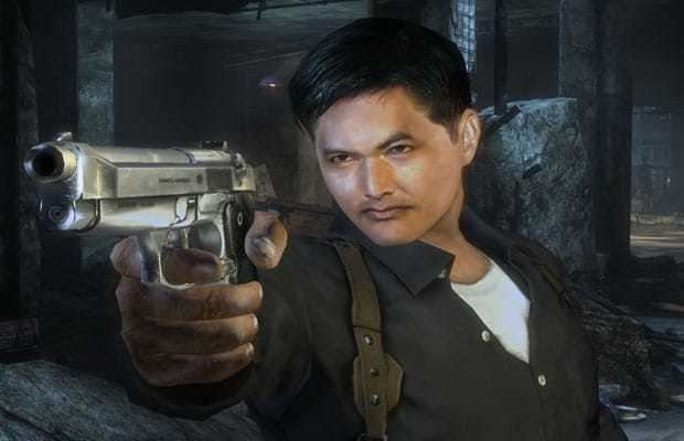 Tequila Yuen Inspector quotTequilaquot Yuen The 10 Best Asian Characters In Video