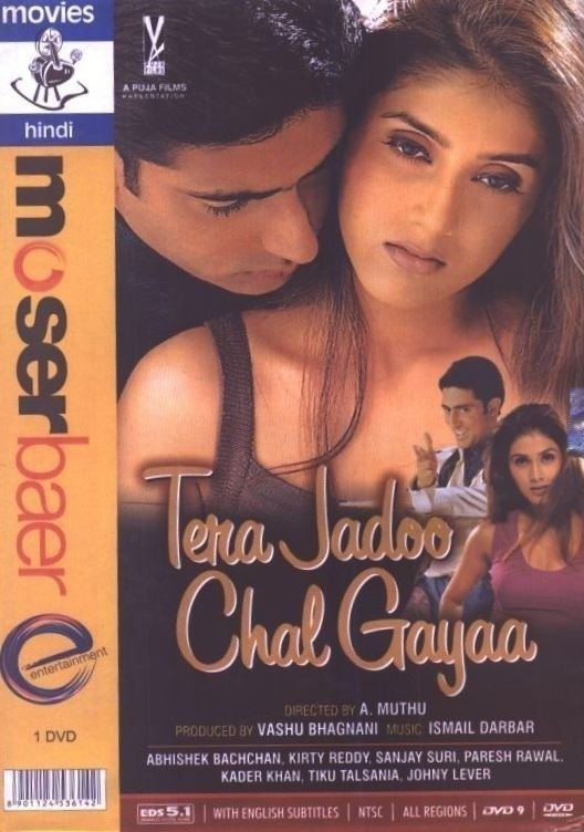 Tera Jadoo Chal Gayaa 2000 Hindi Movie Online Watch Full Length HD