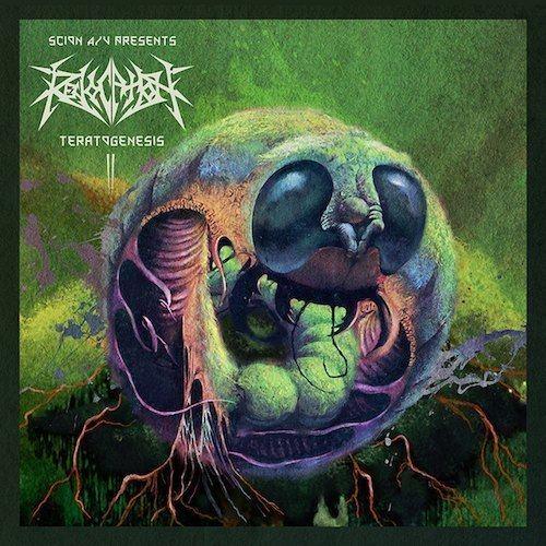Teratogenesis (album) wwwangrymetalguycomwpcontentuploads201210R