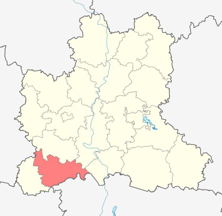 Terbunsky District