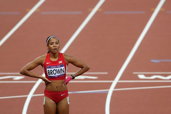 T'erea Brown T39Erea Brown Photos Olympics Day 10 Athletics Zimbio