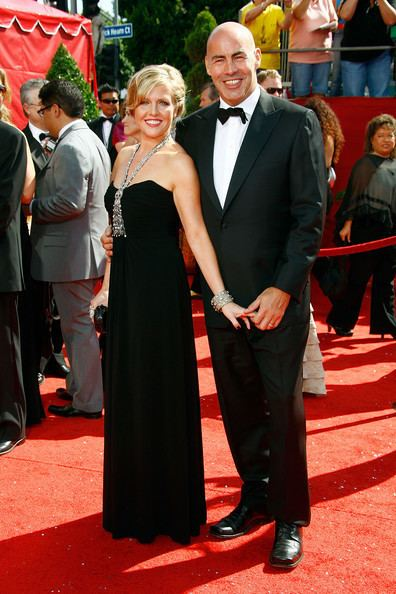 Terence Beesley Ashley Jensen Pictures 60th Primetime Emmy Awards
